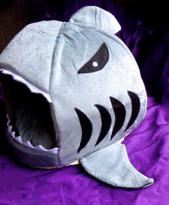 coussin requin